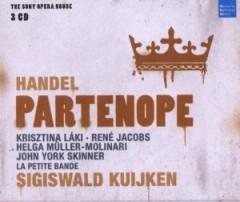 Handel, G.F. - Handel: Partenope (Complete)