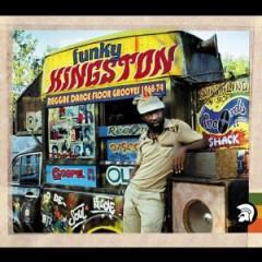 Various Artists - Funky Kingston: Reggae Dance Floor Grooves 1968-1974