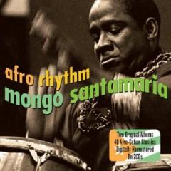 Mongo Santamaría - Afro Rhythm