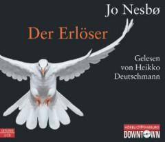 Audiobook - Jo Nesbo: Der Erloser