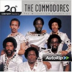 Commodores - 20 Th Century Masters