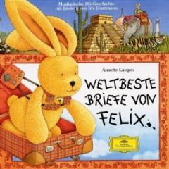 Audiobook - Felix Weltbeste Briefe..
