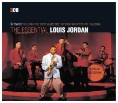 Jordan, Louis - Essential  3 Cd