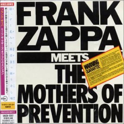 Zappa, Frank - Meets The Mothers..=Ltd=