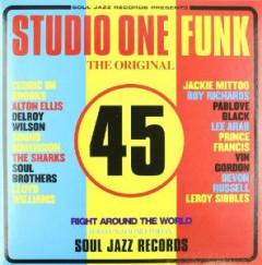 V/A - Studio One Funk  19 Tr
