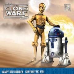 Audiobook - Clone Wars 04