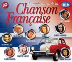 VARIOUS ARTISTS - Grands Succs de La Chanson Francaise, Vol. 6