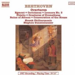 Beethoven, L. Van - Overtures