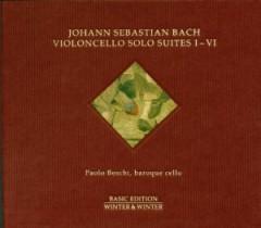 Bach, J.S. - Violin Suites I Vi