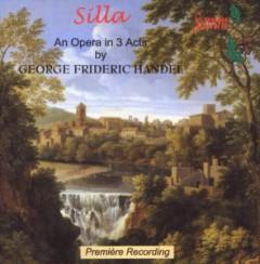 Handel, G.F. - Silla