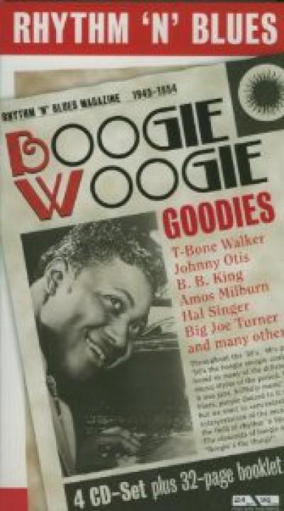 VARIOUS ARTISTS - Boogie Woogie Goodies