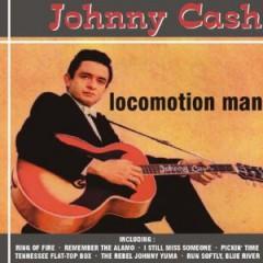 Cash, Johnny - Locomotion Man