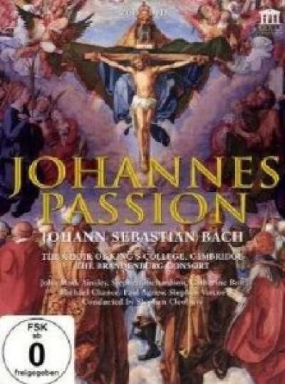 Bach, J.S. - Johannes Passion  Cd+Dvd