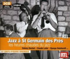 VARIOUS ARTISTS - Jazz a St Germain des Pres