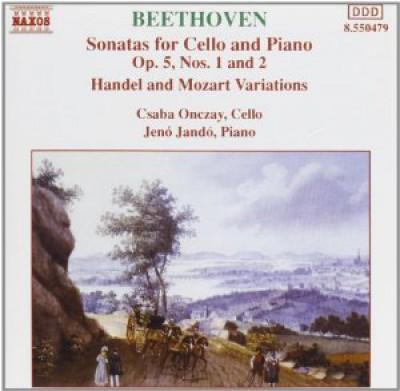 Beethoven, L. Van - Sonatas For Cello & Piano