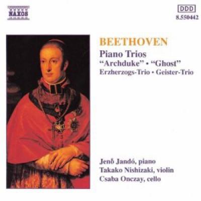 Beethoven, L. Van - Piano Trios Archduke/Ghos