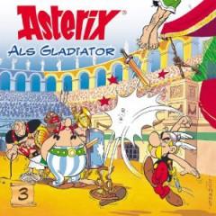 Audiobook - Asterix Als Gladiator