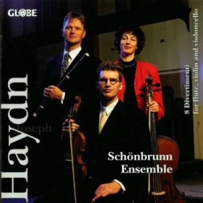 Haydn, J. - Divertimento For Flute/Vi