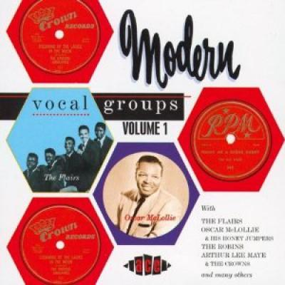 V/A - Modern Vocal Groups