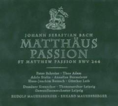 Bach, J.S. - St Matthew Passion