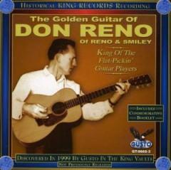 Reno, Don - Golden Guitar Of