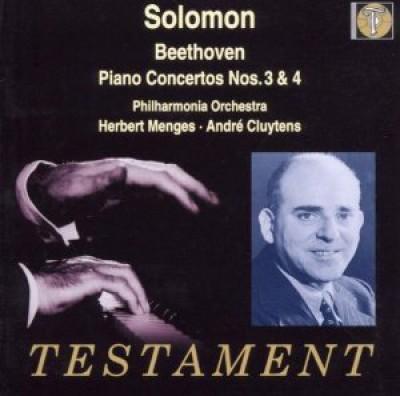 Beethoven, L. Van - Piano Concertos No.3&4