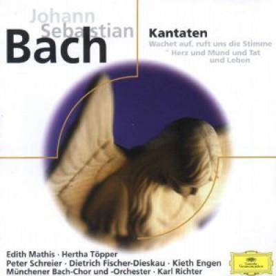 Bach, J.S. - Cantates 140 & 147