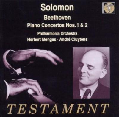 Beethoven, L. Van - Piano Concertos No.1&2