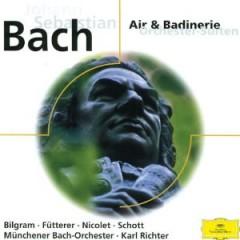 Bach, J.S. - Orkestsuites 2,3,4