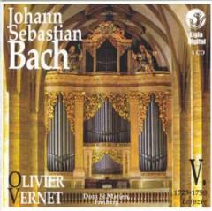 Bach, J.S. - Integrale De L'oeuvre Pou