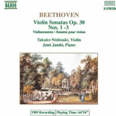 Beethoven, L. Van - Violin Sonatas Op.30, 1 3