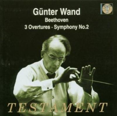 Beethoven, L. Van - Overtures & Symphony No.2