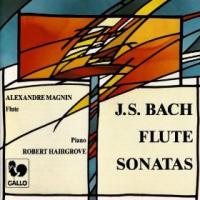 Bach, J.S. - Sonates Pour Flute Et..