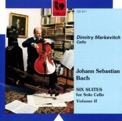 Bach, J.S. - 6 Suites Pour Vol.2