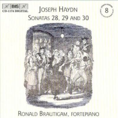 Haydn, J. - Sonatas 28 30