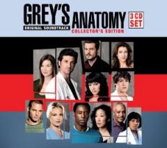 Original TV Soundtrack - Grey's Anatomy, Vols. 1-3 [Box Set]
