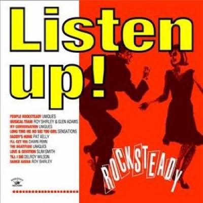 VARIOUS ARTISTS - Listen Up - Rocksteady