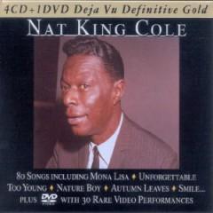 Nat King Cole - Definitive Gold [Box Set]