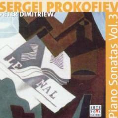 Prokofiev, S. - Piano Sonatas Vol.3