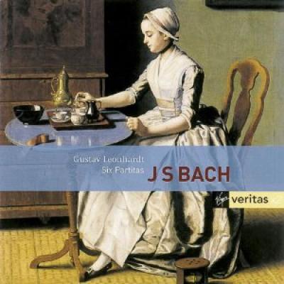 Bach, J.S. - 6 Keyboard Partitas