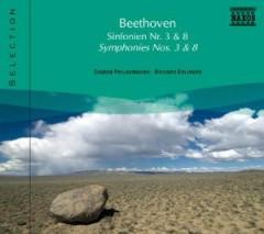 Beethoven, L. Van - Symphonies No.3 & 8