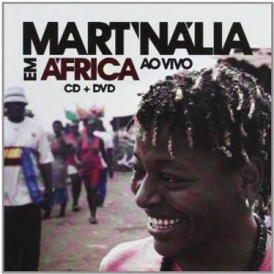 Mart'nalia - Em Africa Ao Vivo..