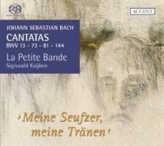 Bach, J.S. - Meine Seufzer, Meine..