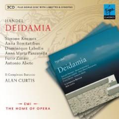 Handel, G.F. - G.F. Handel: Deidamia