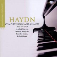 Haydn, J. - Complete Keyboard Sonatas