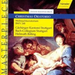 Bach, J.S. - Christmas Oratorio Bwv248