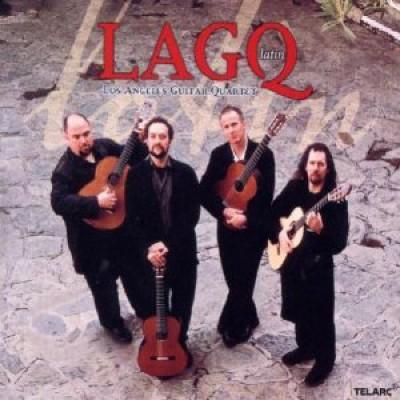 Los Angeles Guitar Quartet - LAGQ Latin