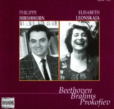 Beethoven, L. Van - Sonata No.6