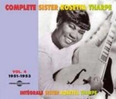 Tharpe, Sister Rosetta - Complete Vol.4 1951 53