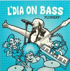 L'dia On Bass - Plonkay  Ep